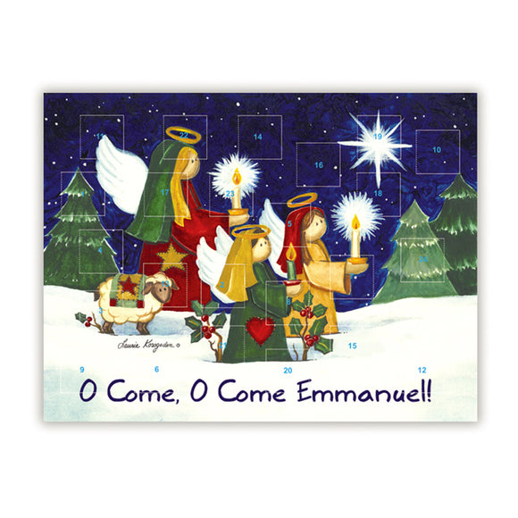O Come, O Come Emmanuel! Advent Calendar