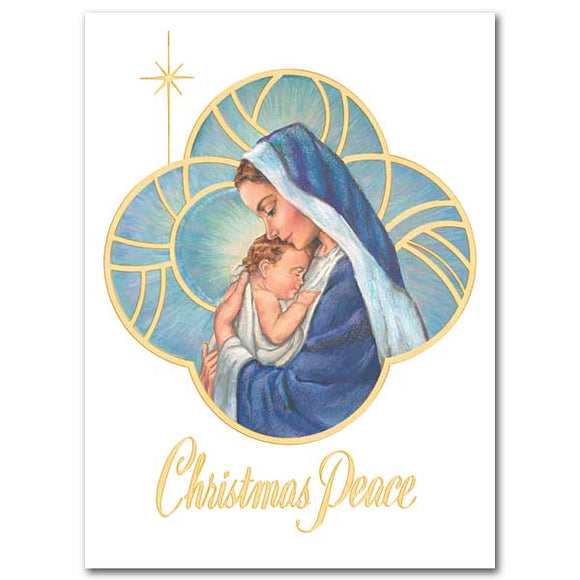 Christmas Peace Christmas Cards