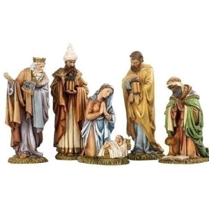 5 Piece Nativity Set