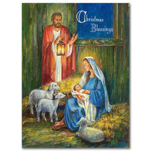 Christmas Blessings Cards