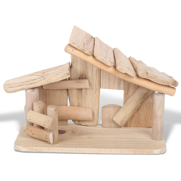 Natural Wood Stable