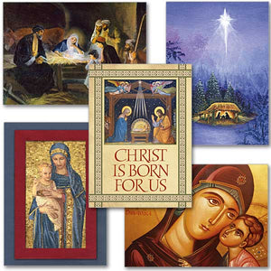 Tender Peace Collection Christmas Card Assortment