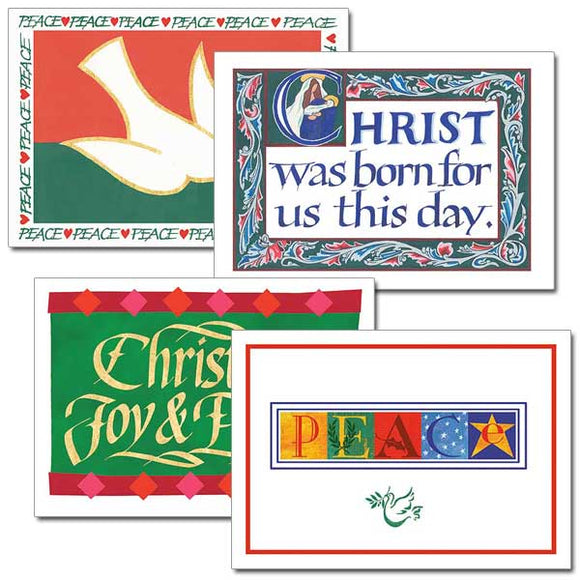 Christmas Postcard Assortment