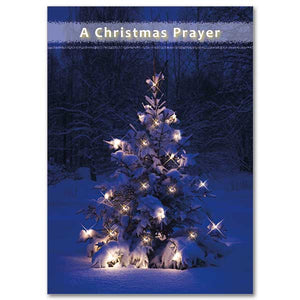 A Christmas Prayer Cards