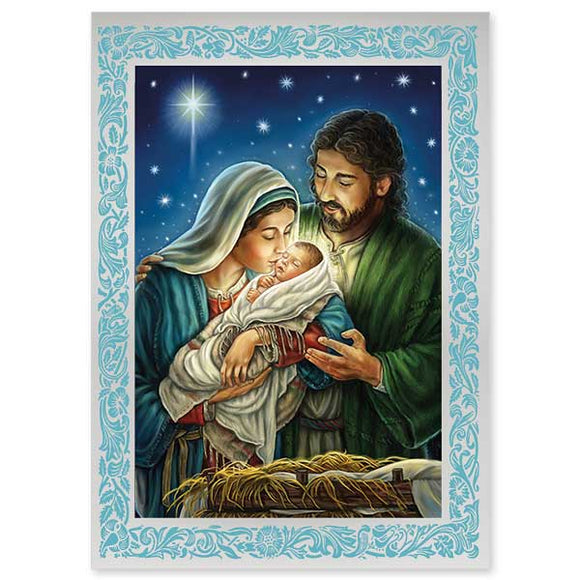 The Love That Was Shown When Christ Was Born Christmas Cards