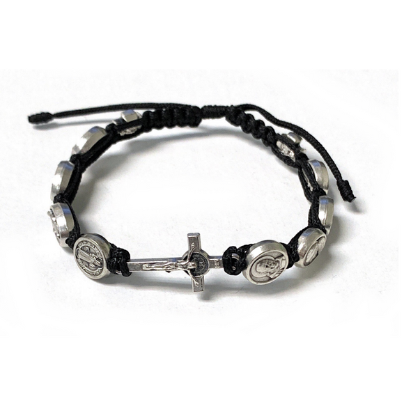 Communion of Saints Slip Knot Bracelet