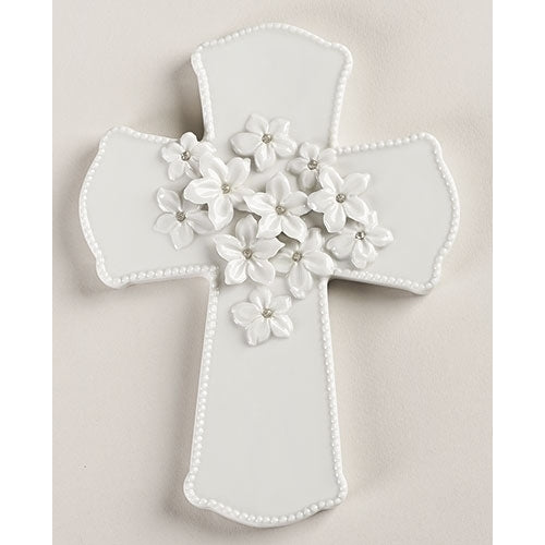 Love in Bloom Wedding Cross
