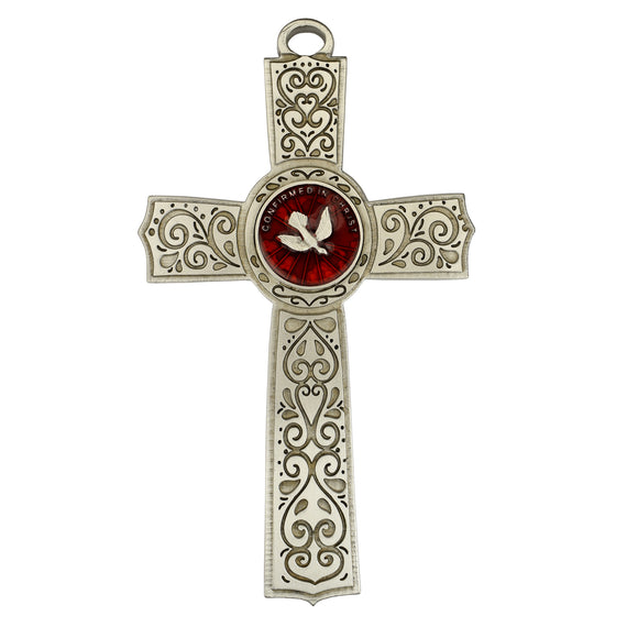 Filigree Confirmation Cross