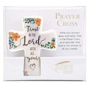 Trust in the Lord Prayer Cross