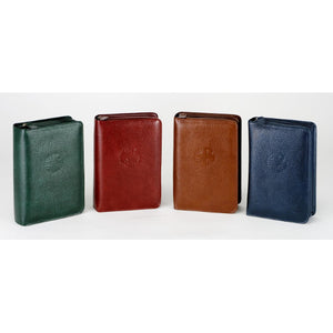 Liturgy of the Hours Zippered Leather Covers