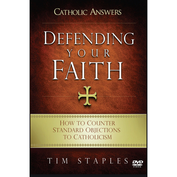 Defending Your Faith DVD