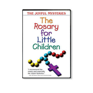 The Rosary for Little Children - The Joyful Mysteries