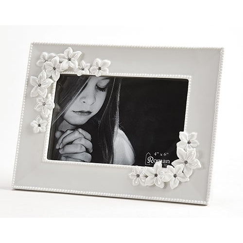 Horizontal Love in Bloom Frame