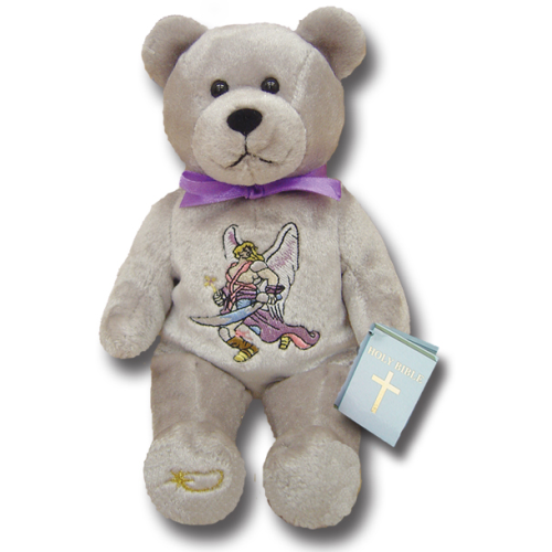 Saint Michael the Protector Bear