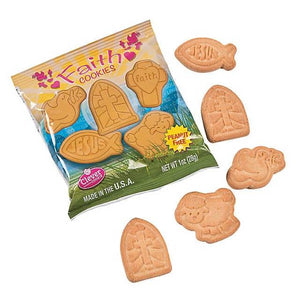 Faith Shortbread Cookies