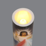Divine Mercy LED Candle
