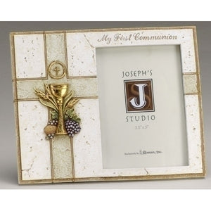First Communion Frame with Chalice