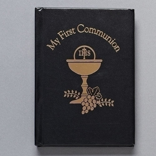 My First Communion Book for Boys