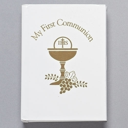 My First Communion Book for Girls