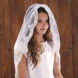 "36"" First Communion Veil"