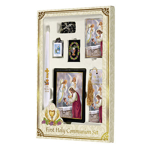 Blessed Sacrament Deluxe First Communion Set for Boys
