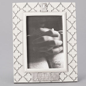 Off White Communion Frame