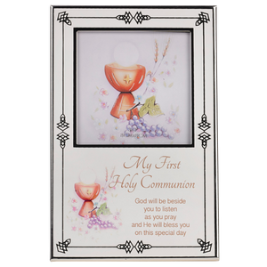 Chalice First Communion Frame