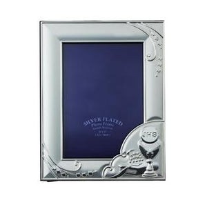 Silver Chalice Picture Frame