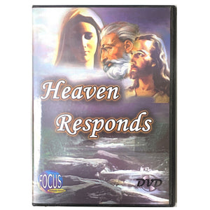 """Heaven Responds"" DVD"