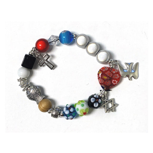 The Jesus Story Bead Bracelet