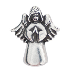 Praying Angel Lapel Pin