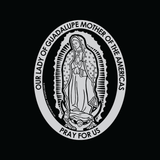 Our Lady of Guadalupe Car Decal