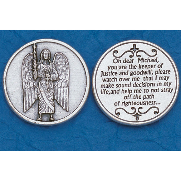 Archangel Michael Pocket Token