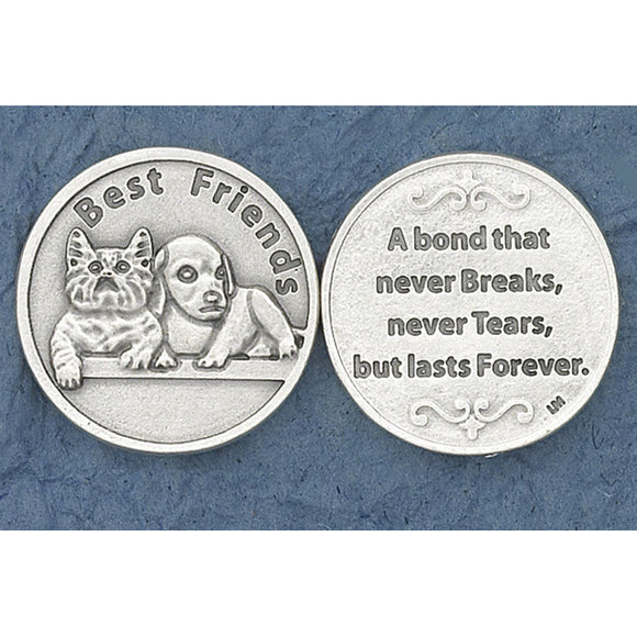Best Friends Pocket Token