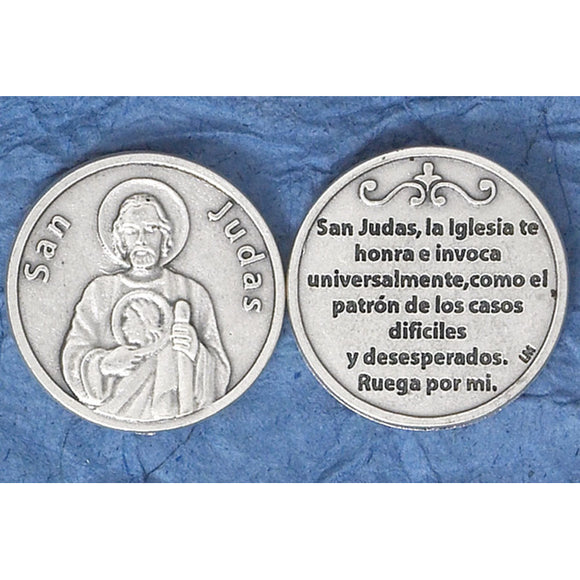 San Judas Pocket Token