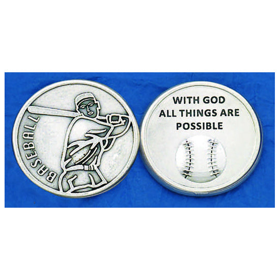 Baseball Pocket Token