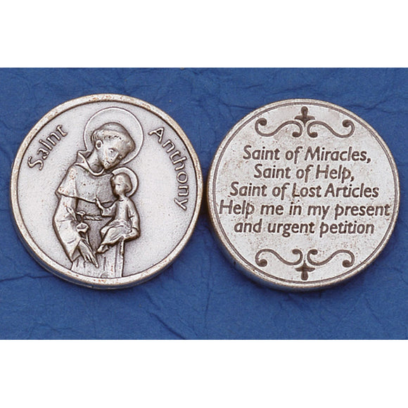 St. Anthony Pocket Token
