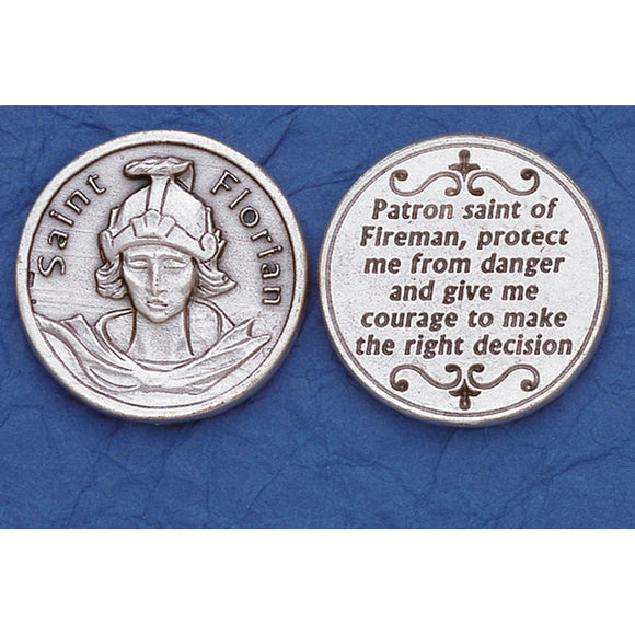 St. Florian Pocket Token