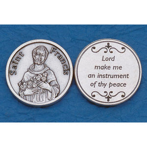 St. Francis Pocket Token