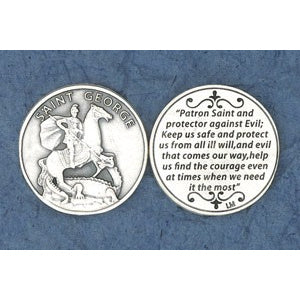 St. George Pocket Token
