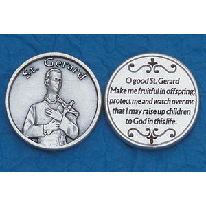 St. Gerard Pocket Token