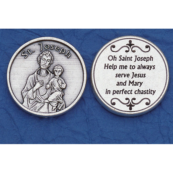 St. Joseph Pocket Token