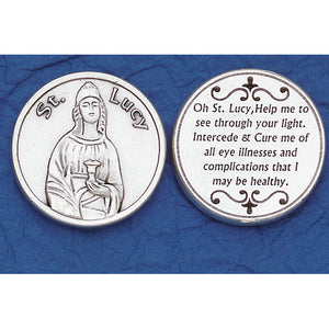 St. Lucy Pocket Token