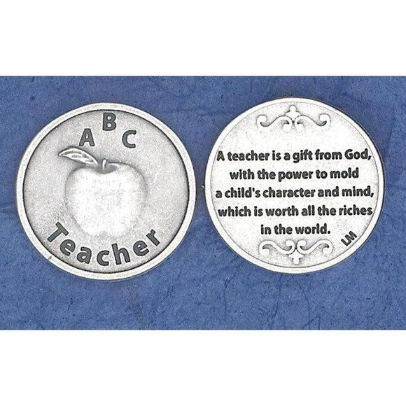 Teacher Pocket Token
