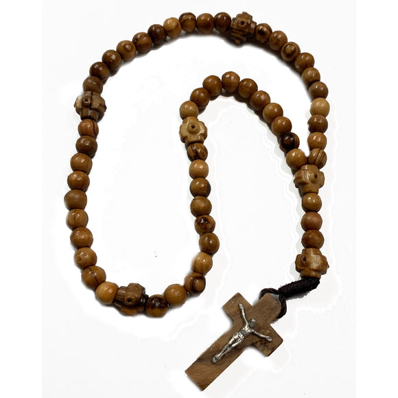 Olivewood Rosary