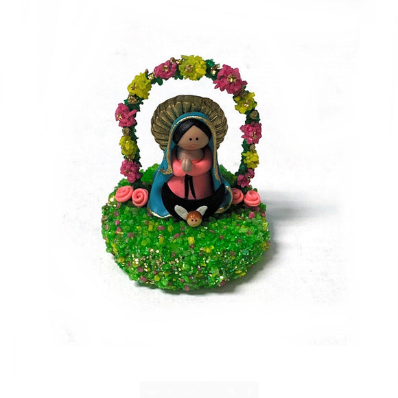 Mini Our Lady of Guadalupe