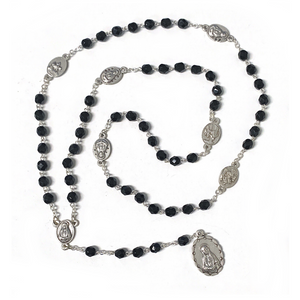 Seven Sorrows of Our Lady Chaplet and Pamphlet