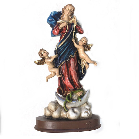 Our Lady Of Knots Statue
