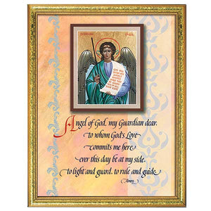 Guradian Angel 5x7 Framed Print