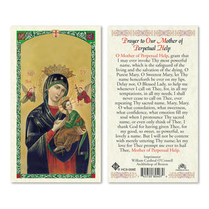 Prayer to Our Lady Of Perpetual Help - English